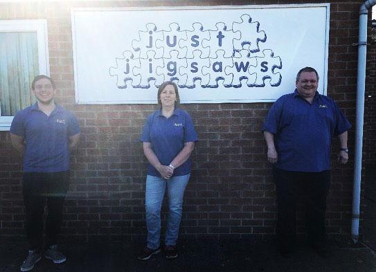 Just Jigsaws Ltd